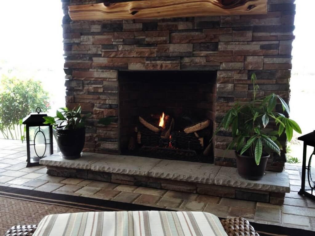fireplace indoor fireplace outdoor fireplace patio
